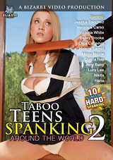Taboo Teens Spanking 2: Around The World