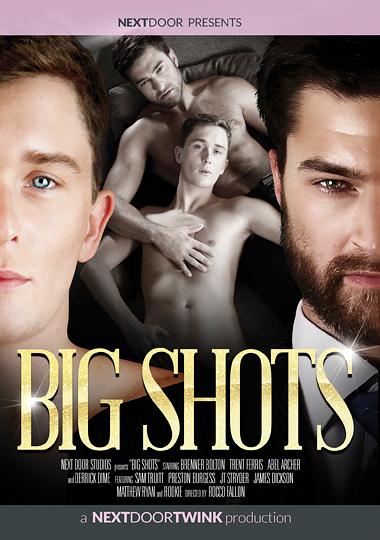 Big Shots Cover Front