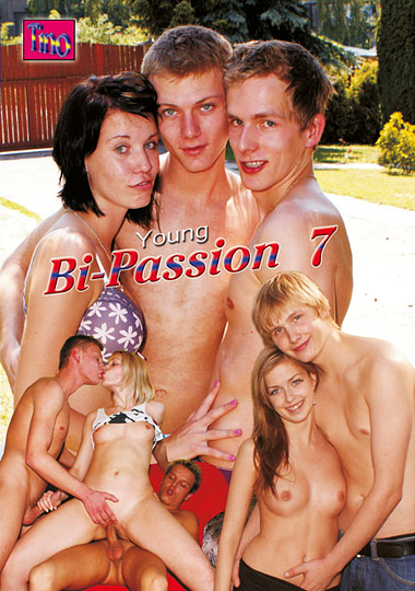 Young Bi-Passion 7 cover