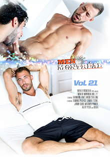Men Of Montreal 21 cover