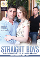 straight boys, straight husband, gay roommate, j.r. bronson, lance hart, rock candy films, gay, porn