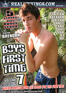 Boys First Time 7 cover