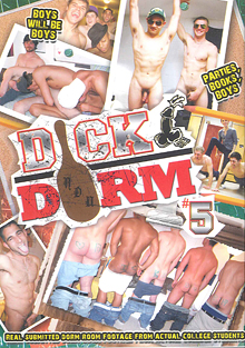 Dick Dorm 5 cover