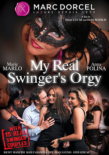 My Real Swinger's Orgy cover