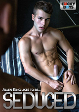 allen king likes to be seduced, cockyboys, allen king, gay, porn, twink, muscles