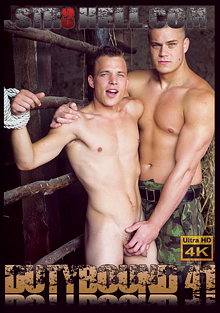 Duty Bound 41 cover