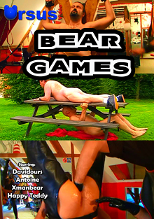 Bear Games cover