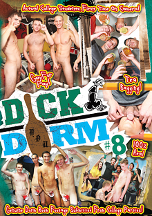 Dick Dorm 8 cover