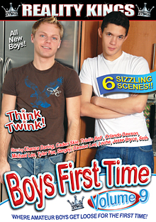 Boys First Time 9 cover