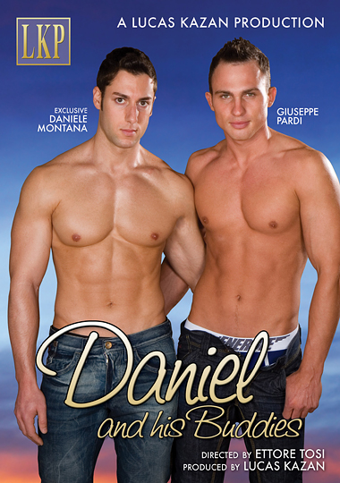 Daniel and His Buddies Cover Front