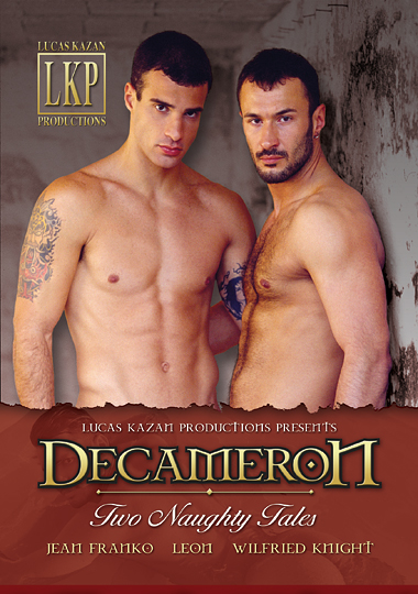 Decameron Two Naughty Tales Cover Front