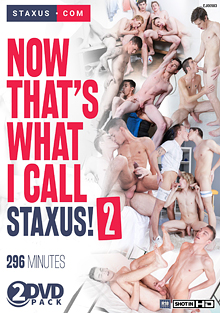Now That's What I Call Staxus 2 cover