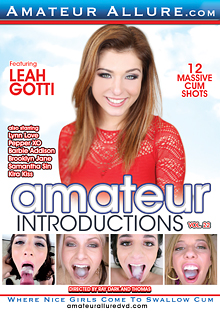 Amateur Introductions 22 cover