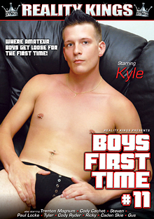 Boys First Time 11 cover