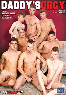 Daddy's Orgy cover