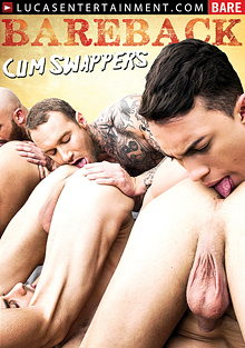 Bareback Cum Swappers cover