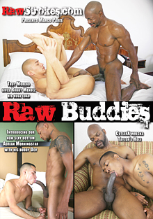 Raw Strokes: Raw Buddies cover
