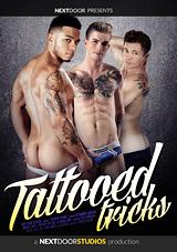 tattooed tricks, next door, gay, porn, mark long, john smith, tattoos