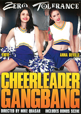 cheerleader gangbang, cheerleader, gangbang, zero tolerance, porn, yhivi, anna deville, teen