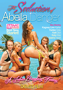 The Seduction Of Abella Danger cover
