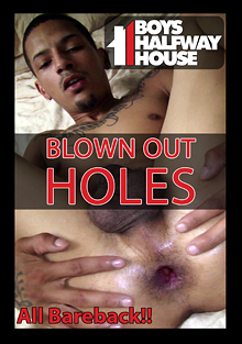Blown Out Holes cover