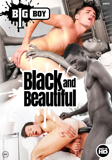 Black and Beautiful Cover Front