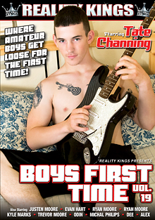 Boys First Time 19 cover