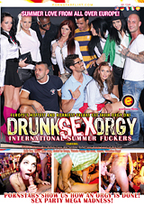 Drunk Sex Orgy: International Summer Fuckers