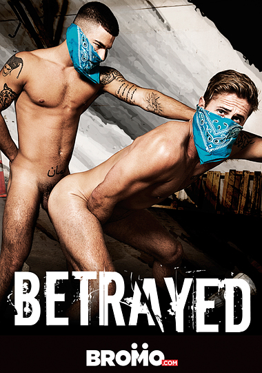 Betrayed (Bromo) Cover Front