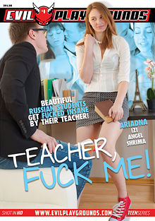 Teacher, Fuck Me cover