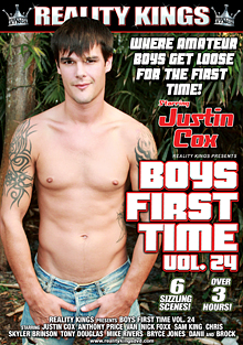 Boys First Time 24 cover