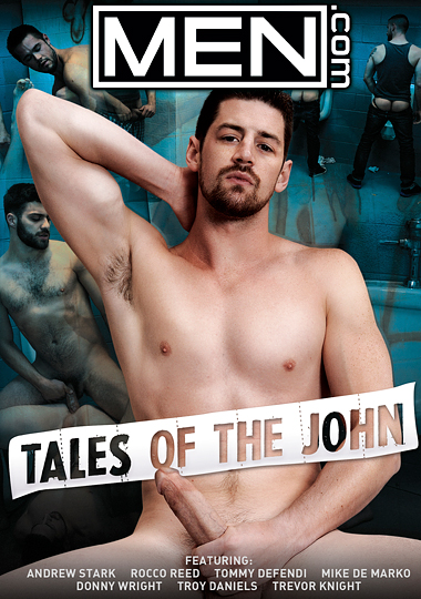 Tales of the John Cover Front