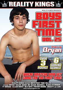 Boys First Time 25 cover
