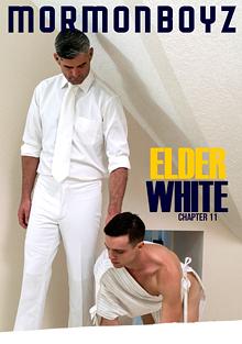 Elder White: Chapter 11: The Covenant cover