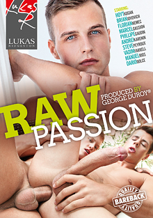 Raw Passion cover