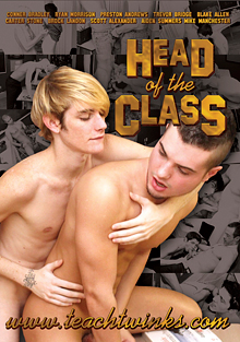 Head Of The Class cover