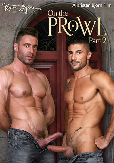 On the Prowl 2 Cover Front