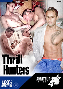 Thrill Hunters cover