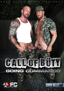 Call Of Buty 3: Going Commando cover