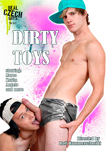 Dirty Toys cover