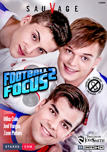 Football Focus 2 cover