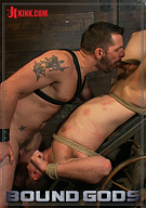 Bound Gods: Morgan Black Is Back