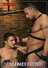 Bound Gods: 19 Year Old Boy Gets His BDSM Cherry Popped By Spencer Reed