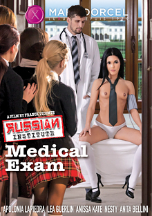 Russian Institute Lesson 22: Medical Exam - French cover