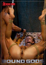 Bound Gods: Kinky Ass Slave