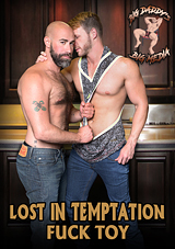 lost in temptation, fuck toy, alpha one media, big daddy's big media, brian bonds, damon andros, gay, porn, bareback, daddy