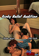 Kinky Ballet Audition