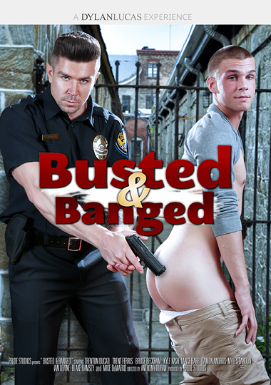 Busted and Banged Cover Front
