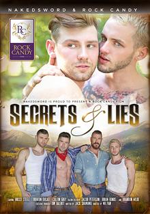 Secrets And Lies cover
