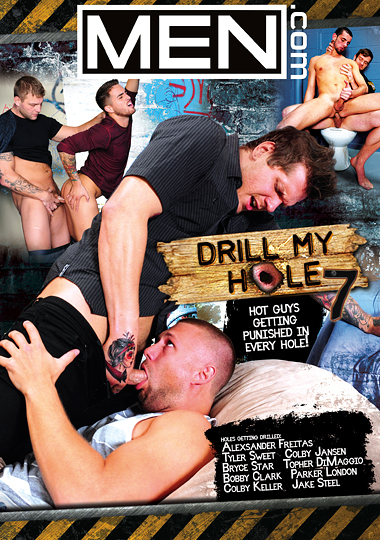 Drill My Hole 7 Cover Front